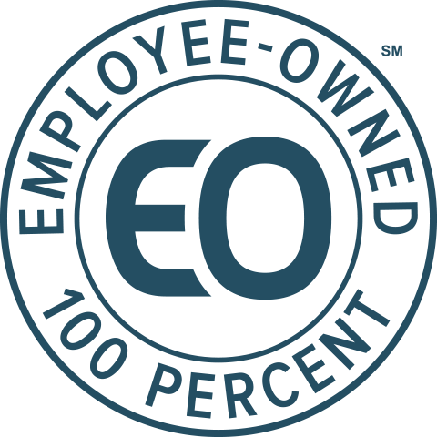 Equity Atlas is certified 100% Employee Owned.